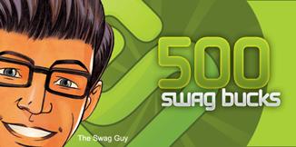 500 Swagbucks Image