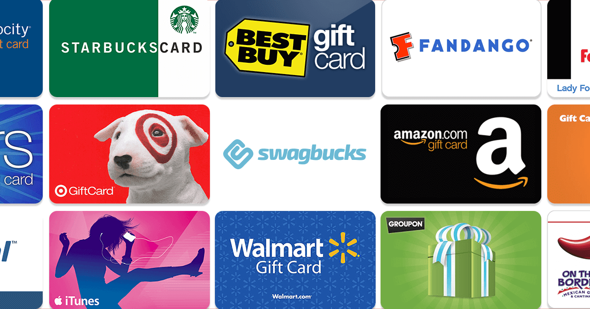 Join Swagbucks. Earn FREE Gift Cards online.